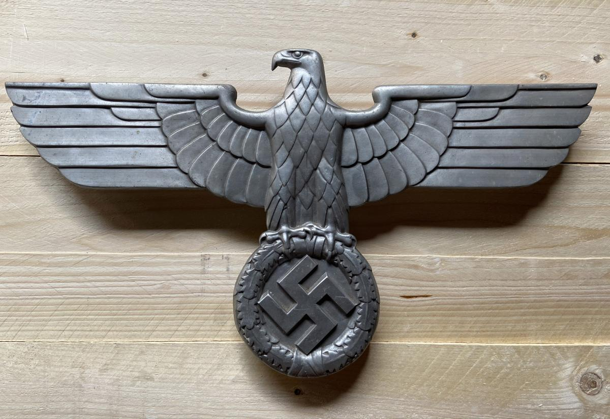 Third Reich Train Eagle